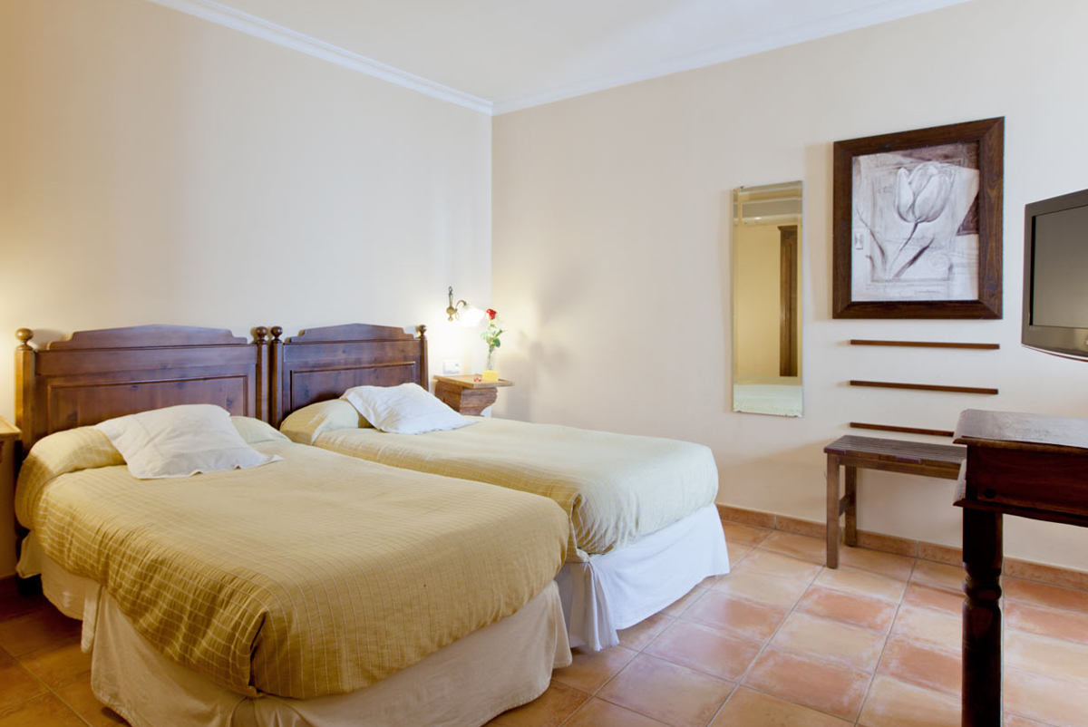 Hotel Don Carlos Cáceres | Double room