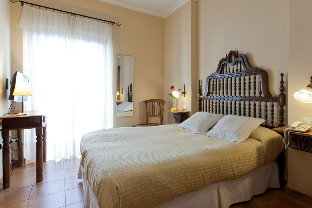 Hotel Don Carlos Cáceres | Single room